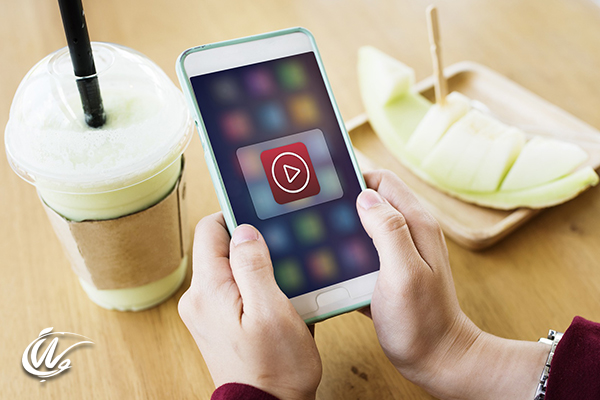 تبلیغ اپلیکیشن موبایل