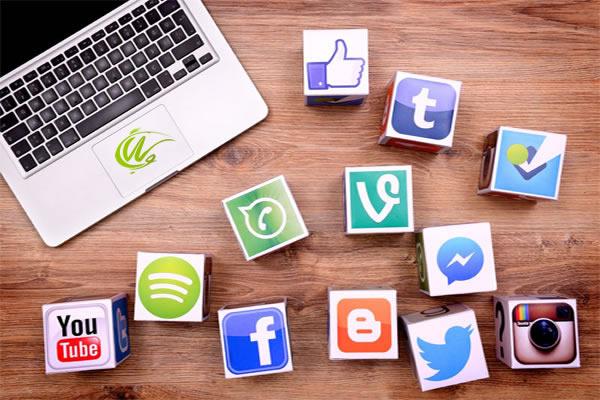استفاده از شبکه های اجتماعی