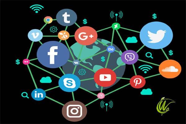شبکه های اجتماعی و افزایش ترافیک وب سایت