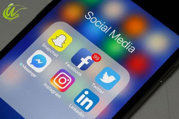 شبکه های اجتماعی مهم برای دریافت سیگنال اجتماعی