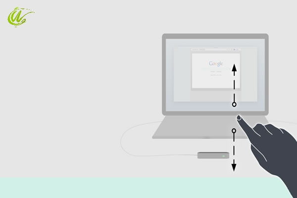 طراحی سایت با اسکرول طولانی