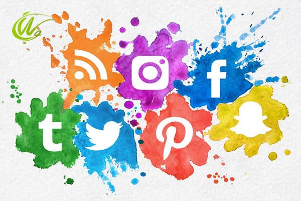 تاثیر شبکه های اجتماعی بر افزایش فروش