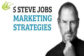 استراتژی بازاریابی استیوجابز