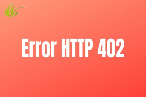 خطای 402