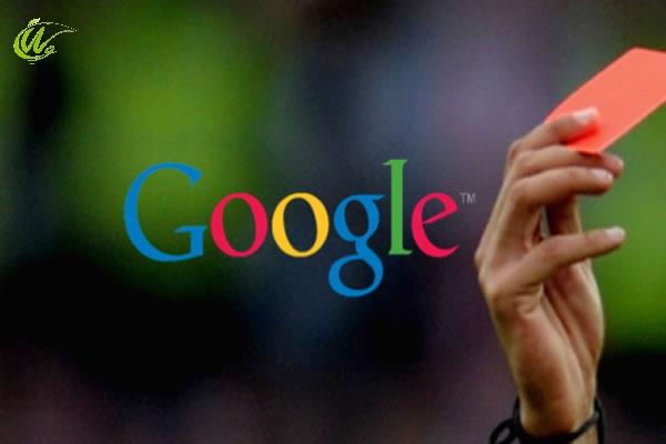 گوگل پنالتی چیست؟