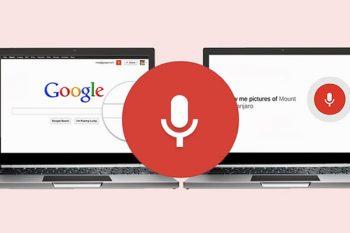 جست و جوی صوتی در گوگل