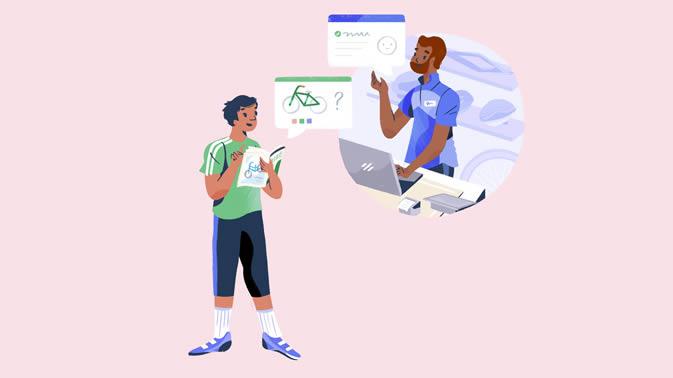 تاثیر چت آنلاین بر بهینه سازی سفر مشتری