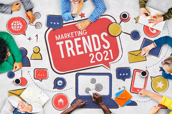 استرتژی های بازاریابی در سال 2021